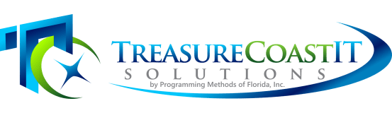 Treasure Coast IT Solutions Logo